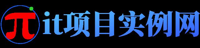 it项目实例网